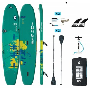 Deska SUP Aquatone JUNGLE 13