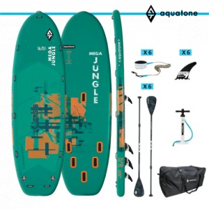 Deska SUP Aquatone JUNGLE 16